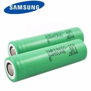 Samsung 25R – 2500mAh 18650 Battery