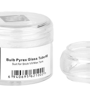 Smok Bulb Pyrex Glass Tube #8
