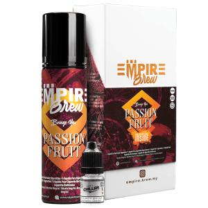 Empire Brew Passion Fruit 50ml Shortfill E-Liquid