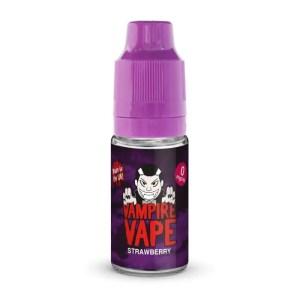 Vampire Vape Strawberry 10ml E-Liquid