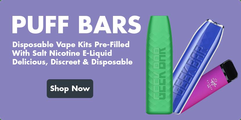 Puff Bars