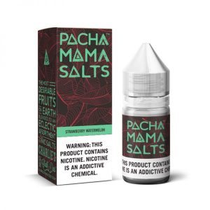 Strawberry Watermelon Nic Salt E-Liquid By Pacha Mama