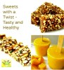 Healthy, Homemade Sweets for kids/ Healthy Weight Gain Recipes