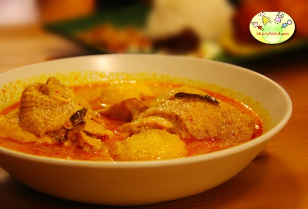 chicken curry recipe for kids