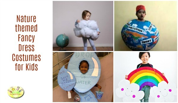 Nature/ Environment themed fancy dress ideas for kids