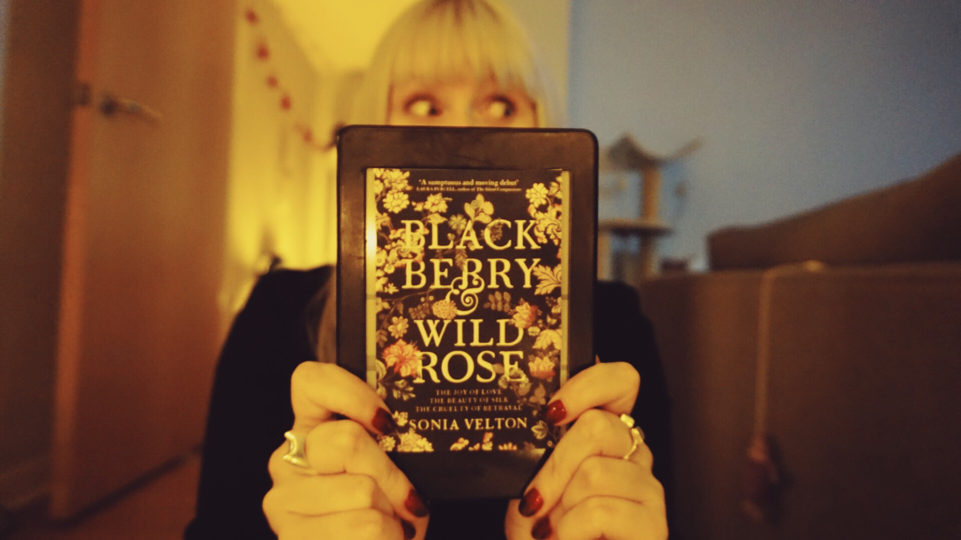 Blackberry and Wild Rose Review Sonia Velton