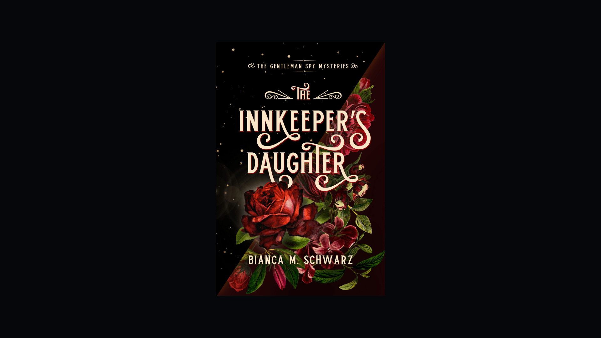 A picture of the book 'The Innkeeper's Daughter'