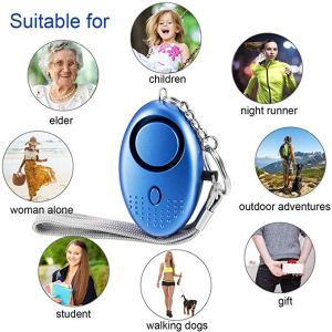 TOODOO Safesound Personal Safety Alarm