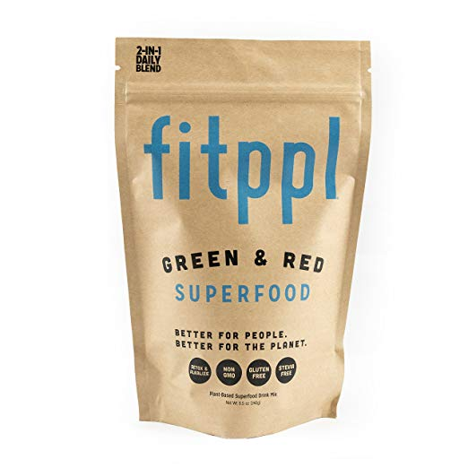 fitppl Green & Red Superfood