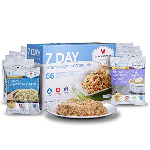 7-day food supply