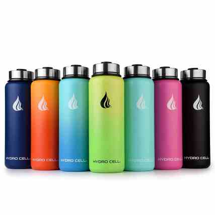 Wide Mouth Stainless Steel insulated water bottle
