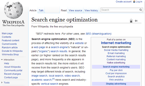 How To Use Wikipedia for SEO Content Marketing Strategy