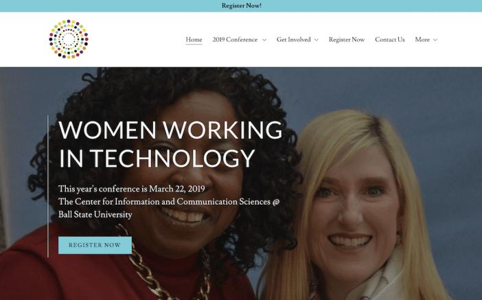 Women Working in Technology