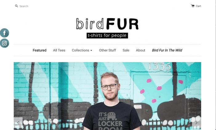 bird fur