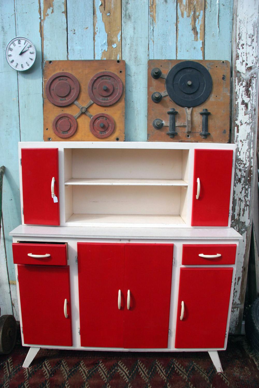 1960s Kitchen Sideboard Cabinet
