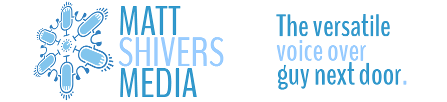 Matt Shivers Media Logo