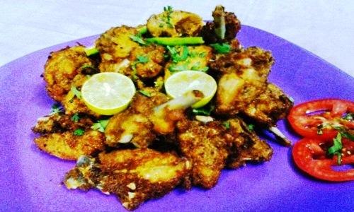Fried Chicken, Mutton, Beef, Fish, Lobster, Shivesh, Kitchen, Recipe, Cooking