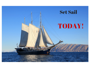 Sail today