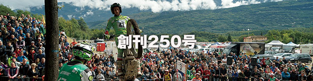 創刊250号の自然山通信