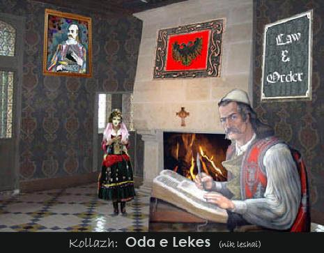 Oda e Lekës