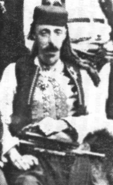 Shaqir Bej Bushati, luftëtar me Ded Gjo Lulin