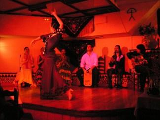 Cueva de Flamenco show