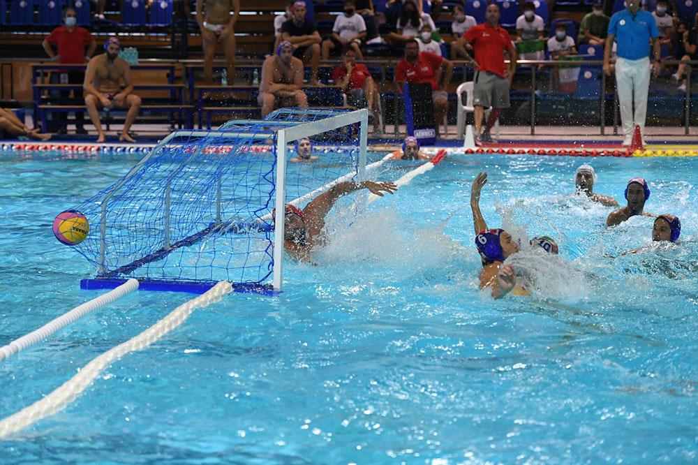 Waterpolo Sardinia Cup. 📷 Andrea Chiaramida