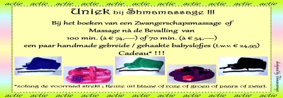 Cadeau voor de zwangere vrouwen en vrouwen die net bevallen zijn, bij Massagepraktijk voor vrouwen te Rotterdam