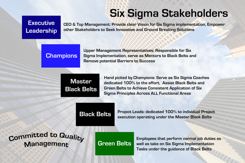 6 Sigma Black Belt Certification