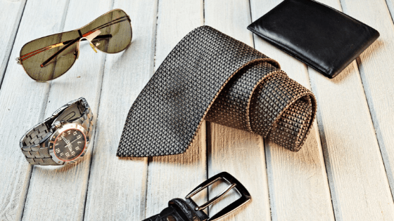 mens accessories - Accessories maketh the man