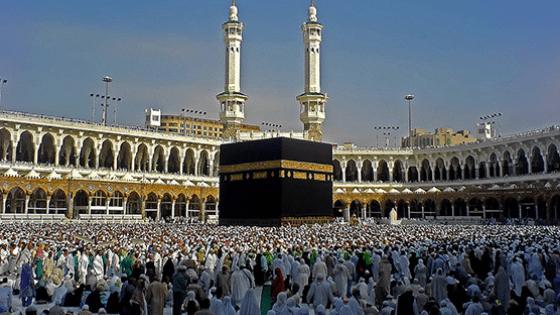 kaaba in mecca - Why do Muslims sacrifice animals on Eid al-Adha (Bakra Eid)?