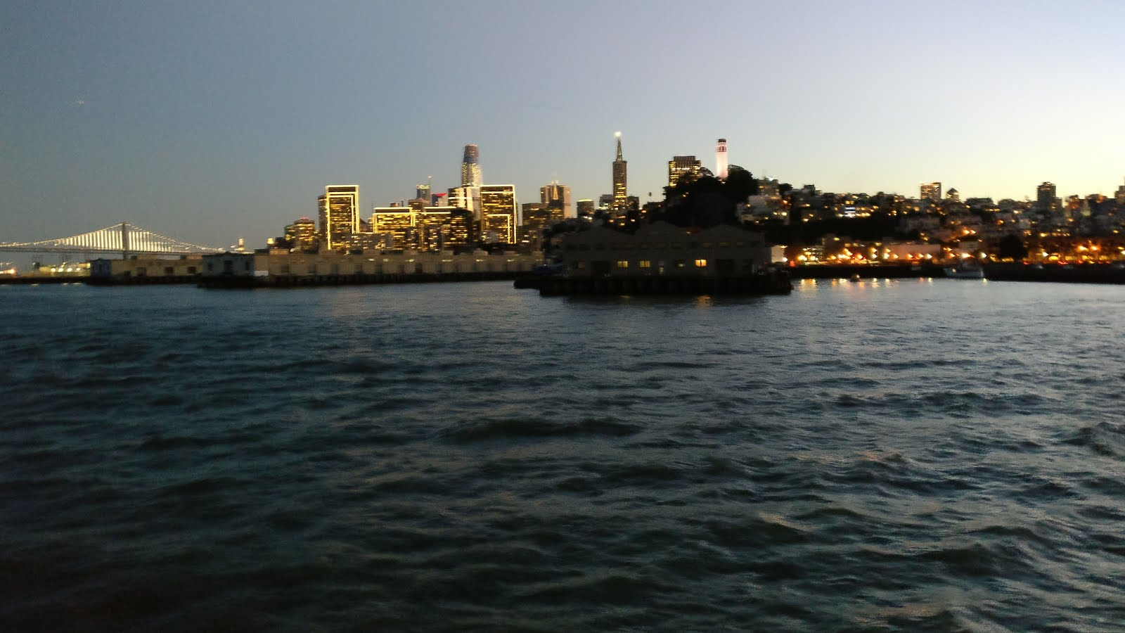 san francisco skyline - Silicon Valley in pictures