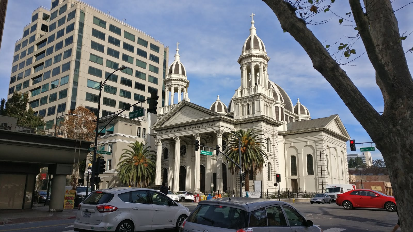 san jose downtown - Silicon Valley in pictures
