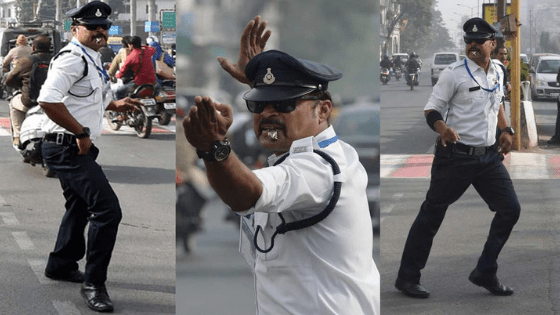 ranjeet singh indore traffic police - Home