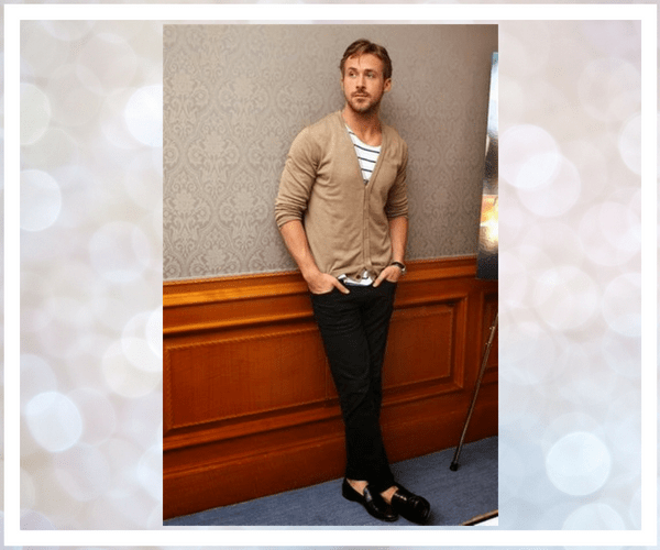 ryan gosling tassel loafers without socks 1 - How to sport the 'Sockless' Look?