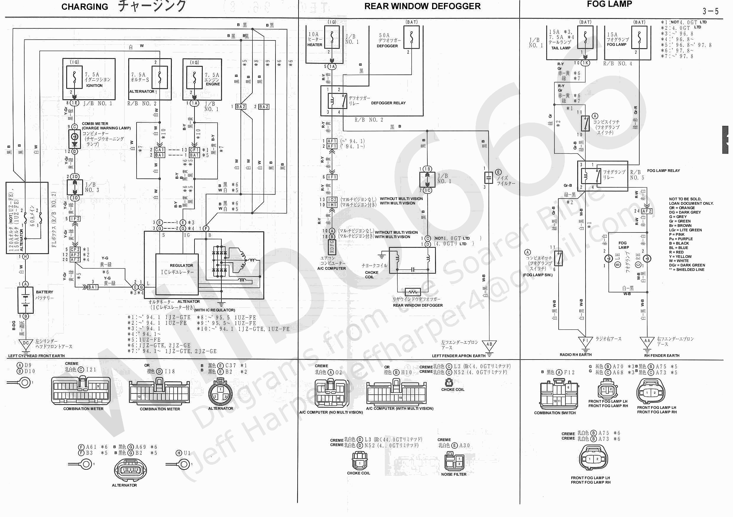 Pw50 Wiring Harness 19 Diagram Images 1981 Ae86