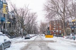 montreal neige mtl hiver