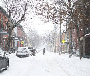 montreal neige mtl hiver tempete