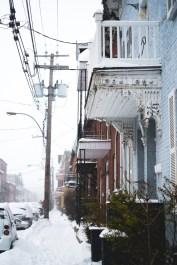 montreal neige mtl hiver tempete architecture