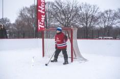 Fête des neiges 2016 - Hockey