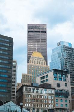 Boston buildings architecture