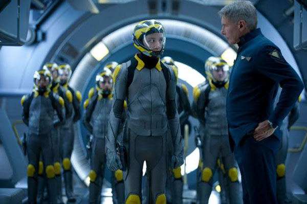 Box Office Predictions: Ender to Dominate the Battle at ...
