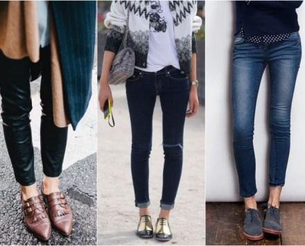 Best Shoes for Skinny Jeans