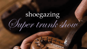 Info inför Shoegazing Super Trunk Show