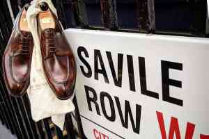 Nyhet - Nytt skotillhåll på Savile Row