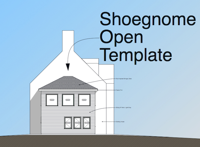 Shoegnome Open Template for ARCHICAD 19 – Shoegnome Architects