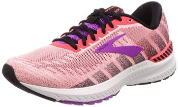 Brooks Womens Ravenna 10 orange theory shoe