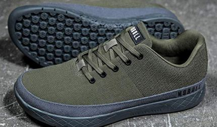 Nobull Shoes Canvas Trainer