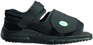 Darco Med Surg Post Operative Shoe Women Medium Black