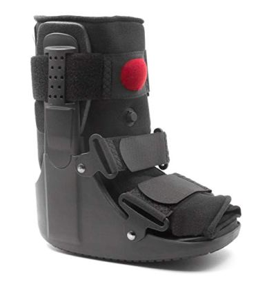Mars Wellness Premium Short Air Cam Walker Fracture Ankle Foot Stabilizer